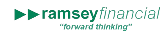 Ramsey Financial Logo